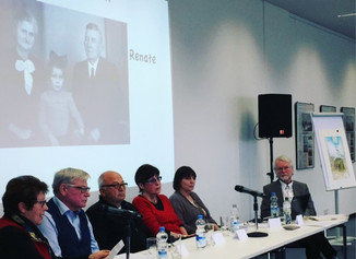 """Annual Gathering of the """"Thistleflowers"""" in Leipzig – Germans Occupation Children fathered by Russia"""