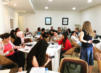 Workshop on Feasibility and Value of Using SenseMaker® in the Humanitarian Setting in Lebanon