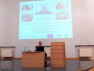 "CHIBOW Early Stage Researcher participates in conference on ""Biographical Perspectives on European S"