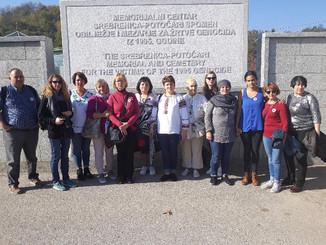 CHIBOW Researcher Hosts SEMA Study Tour in Bosnia and Herzegovina