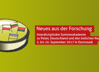 CHIBOW Researcher attends Summer Academy of the German Poland Institute