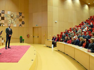 Michal Korhel Receives Student Prize of the Rector