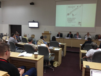 CHIBOW early stage researcher attends a conference in Kaunas, Lithuania