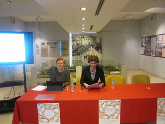 """CHIBOW researcher presented at the Interdisciplinary Classroom """"The Politics of Memory: A battle for"""