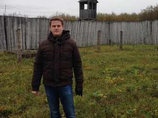 CBOW early stage researcher participates in the projects LIVINGMEMORIES mission to Perm, Russia