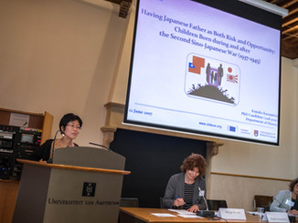 CHIBOW Early Stage Researchers participate in a conference on 'mixed families'