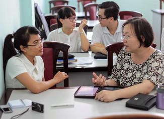 ESR reports on secondment in Vietnam