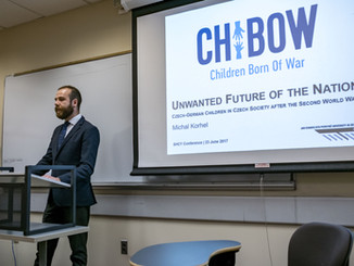 CHIBOW Researchers Presented Papers at the Society for the History of Children and Youth Ninth Bienn