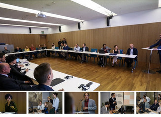 ESR participates in workshop introducing new resources on victims of WWII