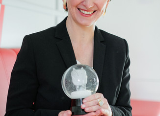 Congratulations to Barbara Stelzl-Marx, Awarded Austrian 'Scientist of the Year'.