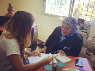 CHIBOW Early Stage Researcher Co-ordinating Research Project in Lebanon