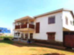 FAPAD office building in Lira in northern Uganda