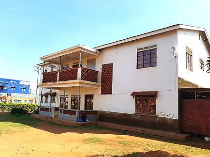 FAPAD office building in Lira in northern Uganda