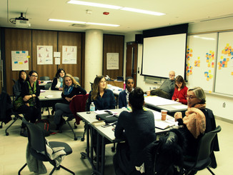Data Analysis Workshop of Child Marriage Project at Queen's University in Kingston, Ontario, Canada
