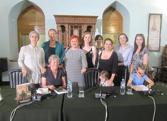 CHIBOW researcher takes part in important CBOW book launch & reading