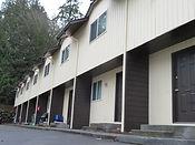 Rainier Townhouse Apartments in Everett WA