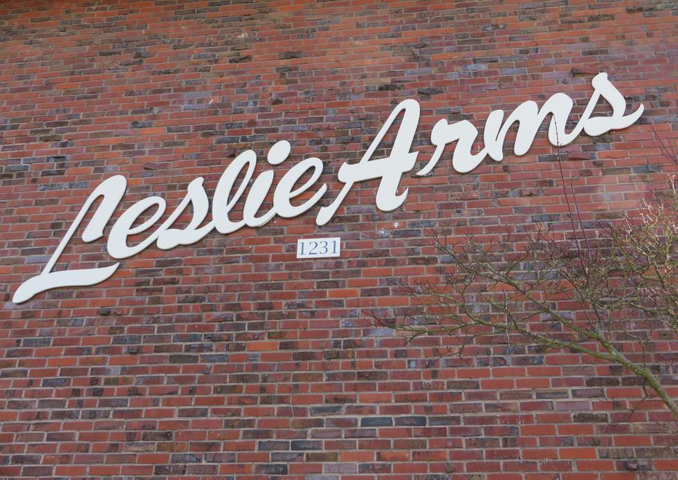 Leslie Arms 2