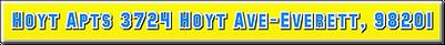 Hoyt Apartments 3724 Hoyt Ave Everett WA 98201