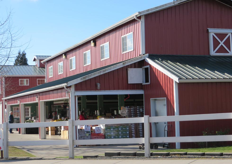 Everett Fruit Stand