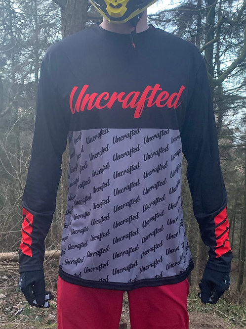 BLACK AND REDJERSEY