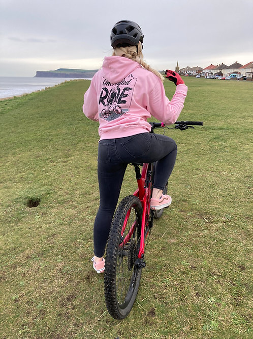 ALEX WHIP SIGNATURE HOODIE (PINK)