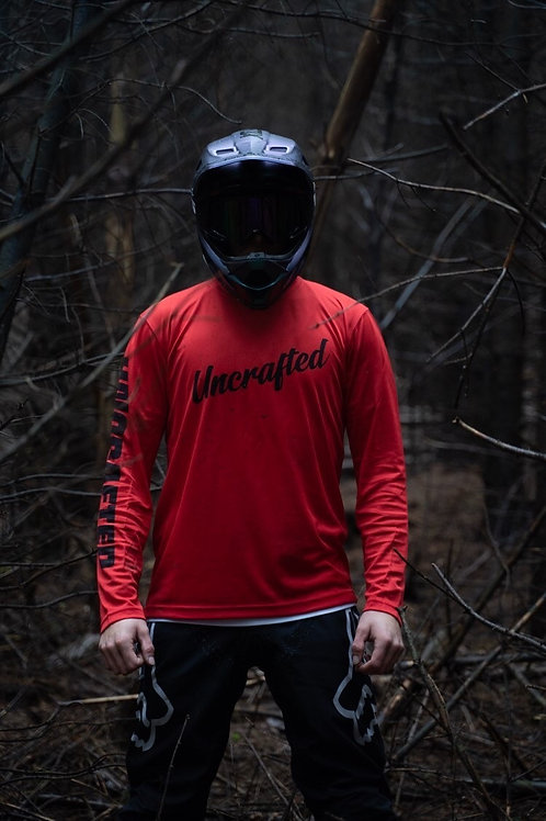 RED RACE JERSEY