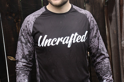 THE UNCRAFTED STEALTH JERSEY