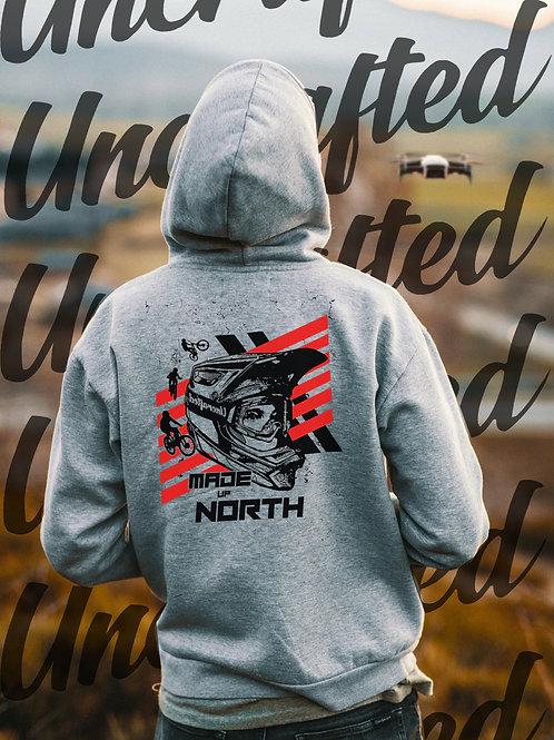 MADE UP NORTH HOODIE