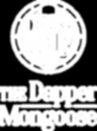 Dapper Mongoose Logo - White.png