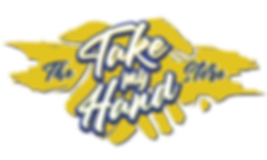 The Take My Hand Store logo. message to self collection. wrapped crystal jewelry. affirmation poster. artwork. greeting cards. magnets. buttons. stickers.