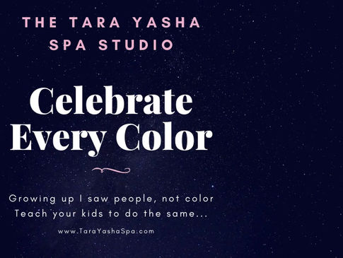 Celebrate Every Color, Creed & Race