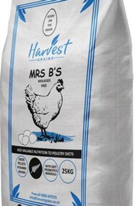 Harvest Grains MRS B's Chicken Mix™ 20kg