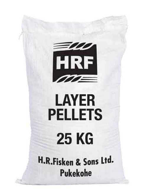 HRF High Protein Layer Pellets 25kg