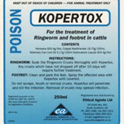 Kopertox Spray 250ml & 500mls
