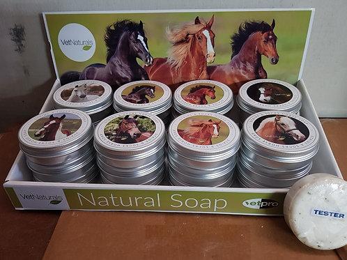 VetNaturals Horse Soap 100gm