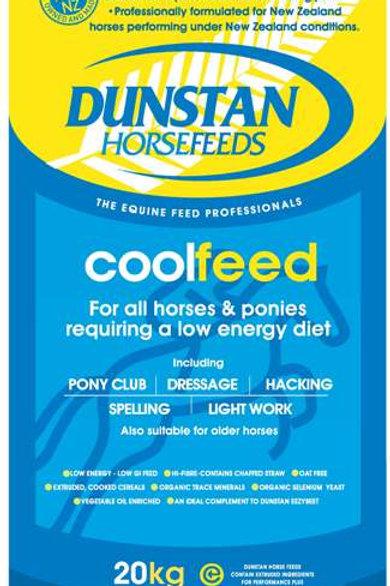 Dunstan Cool Feed 20kg