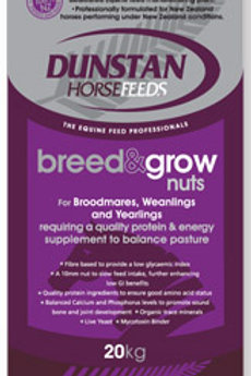 Dunstan Breed and Grow 20kg