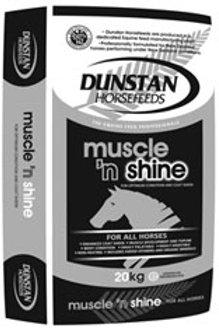 Dunstan Muscle'n Shine