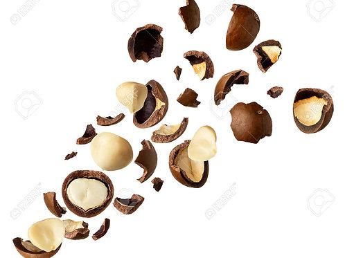 Macadamia Nut Crushed