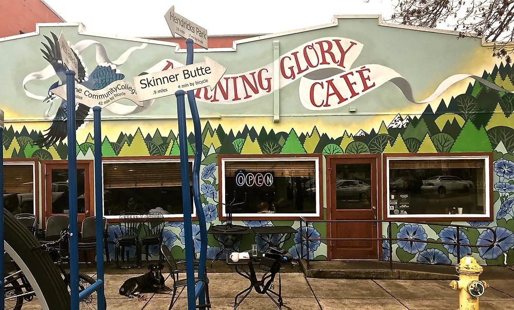 Morning Glory Cafe...