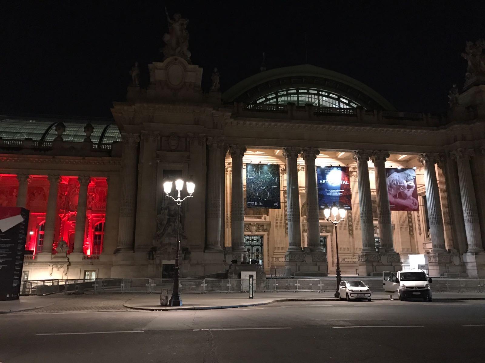 Paris (F) - Grand Palais