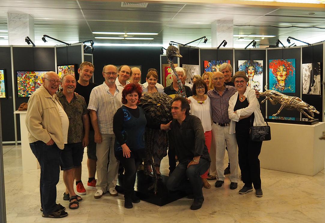 Vittel (F) - 35th Art fair