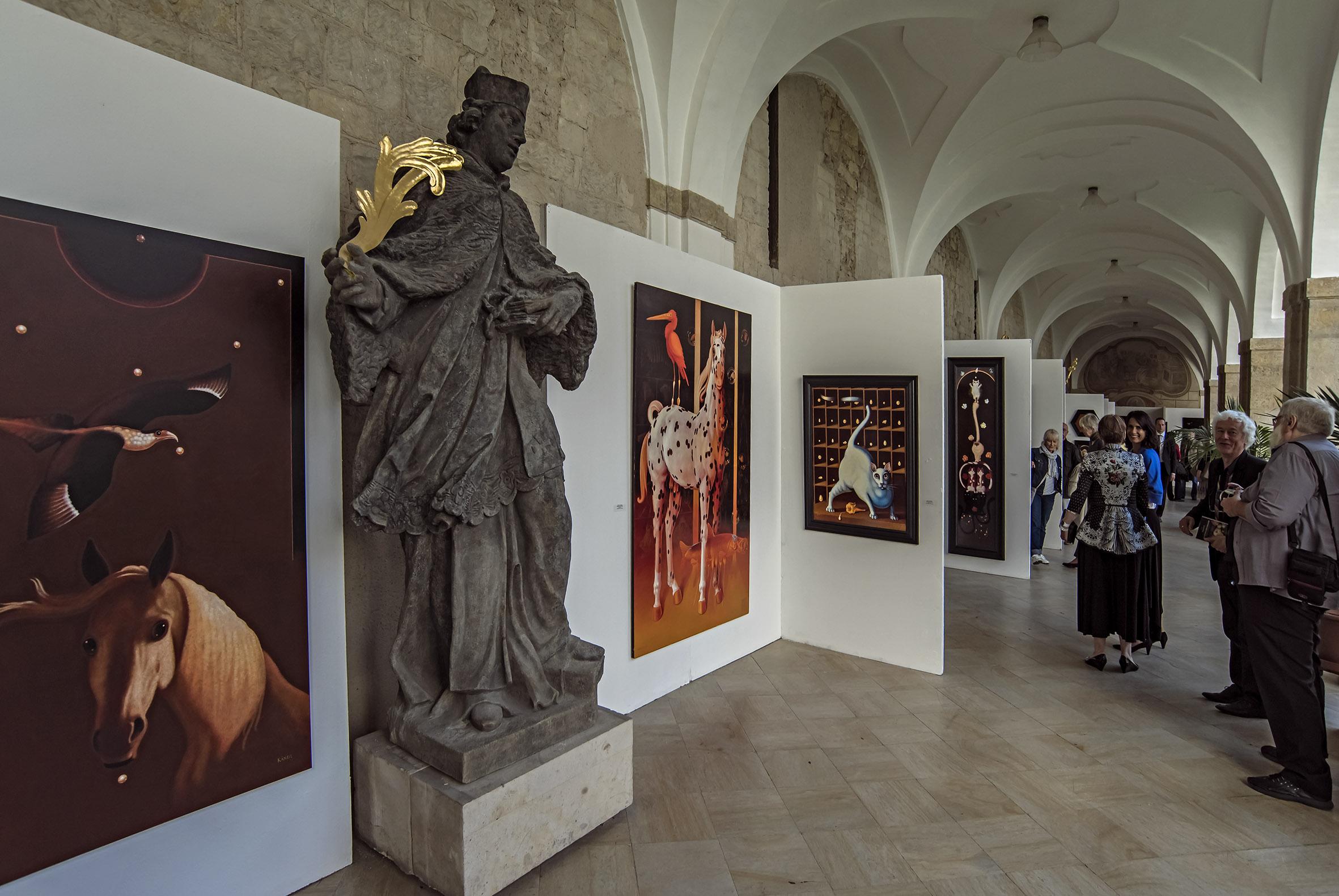 Prague - Cloitre de Strahov