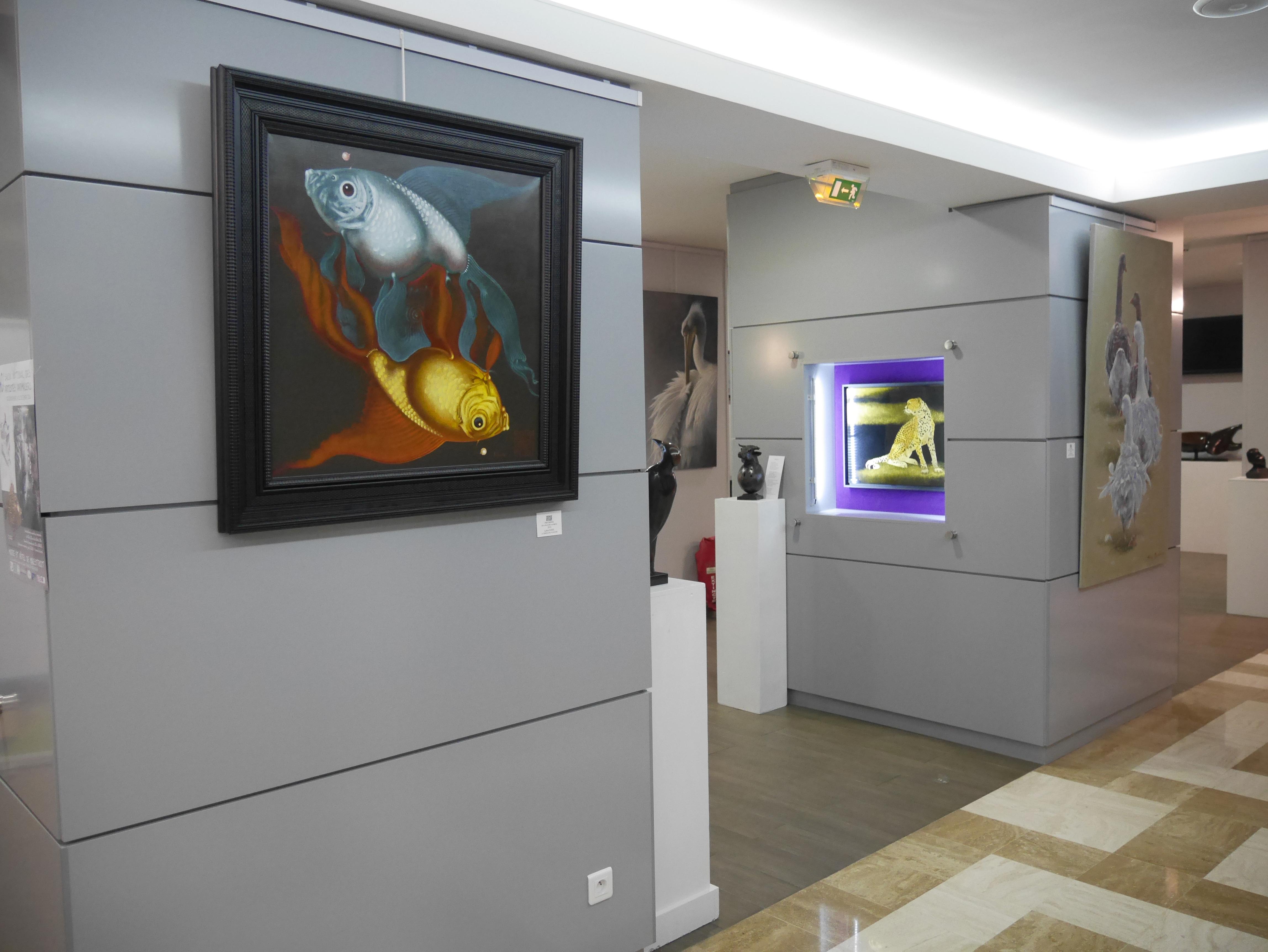 Salon animalier de Bry-sur-Marne (F)
