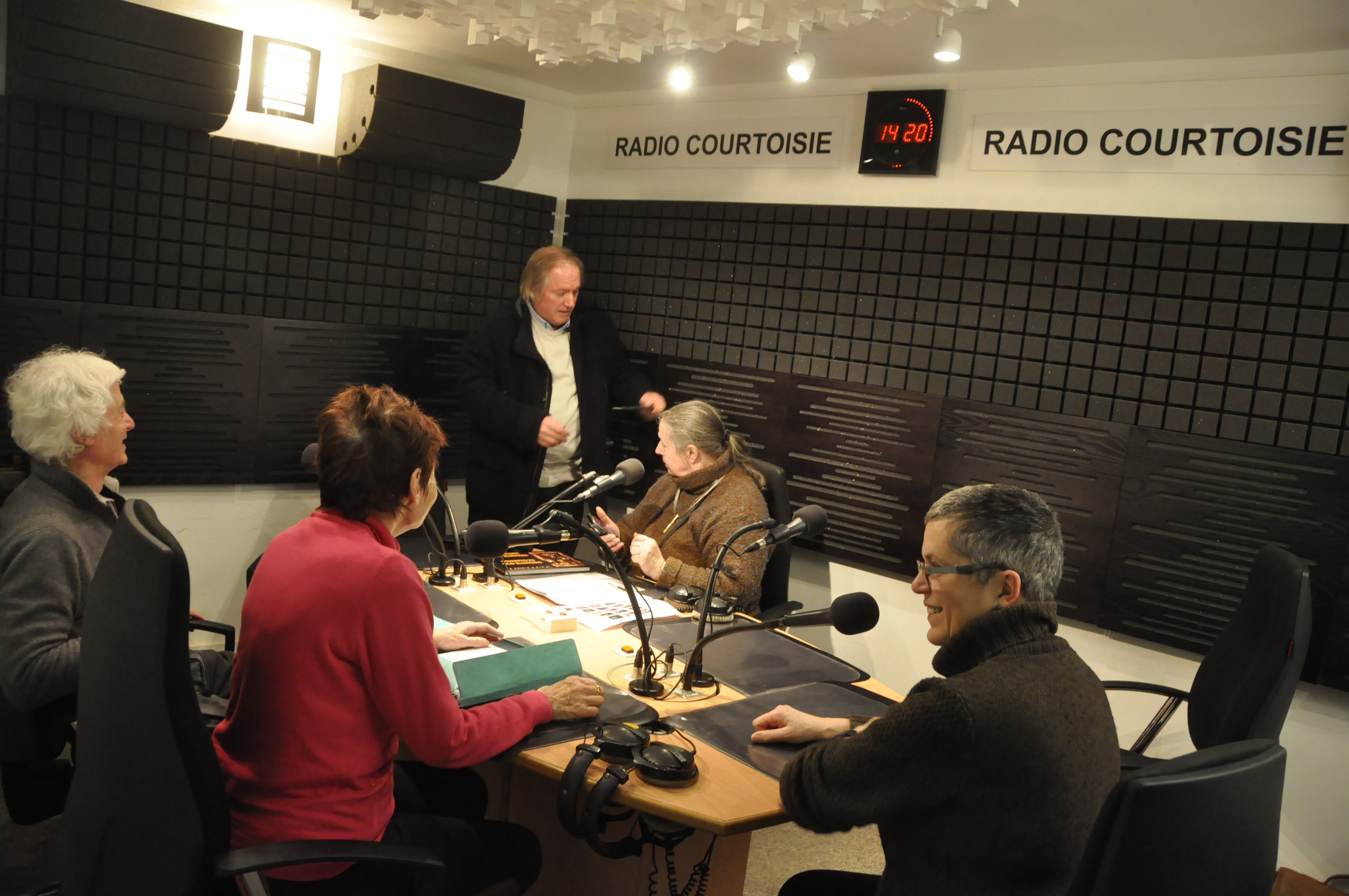 Radio Courtoisie interview