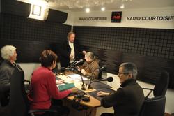 Interview radio courtoisie