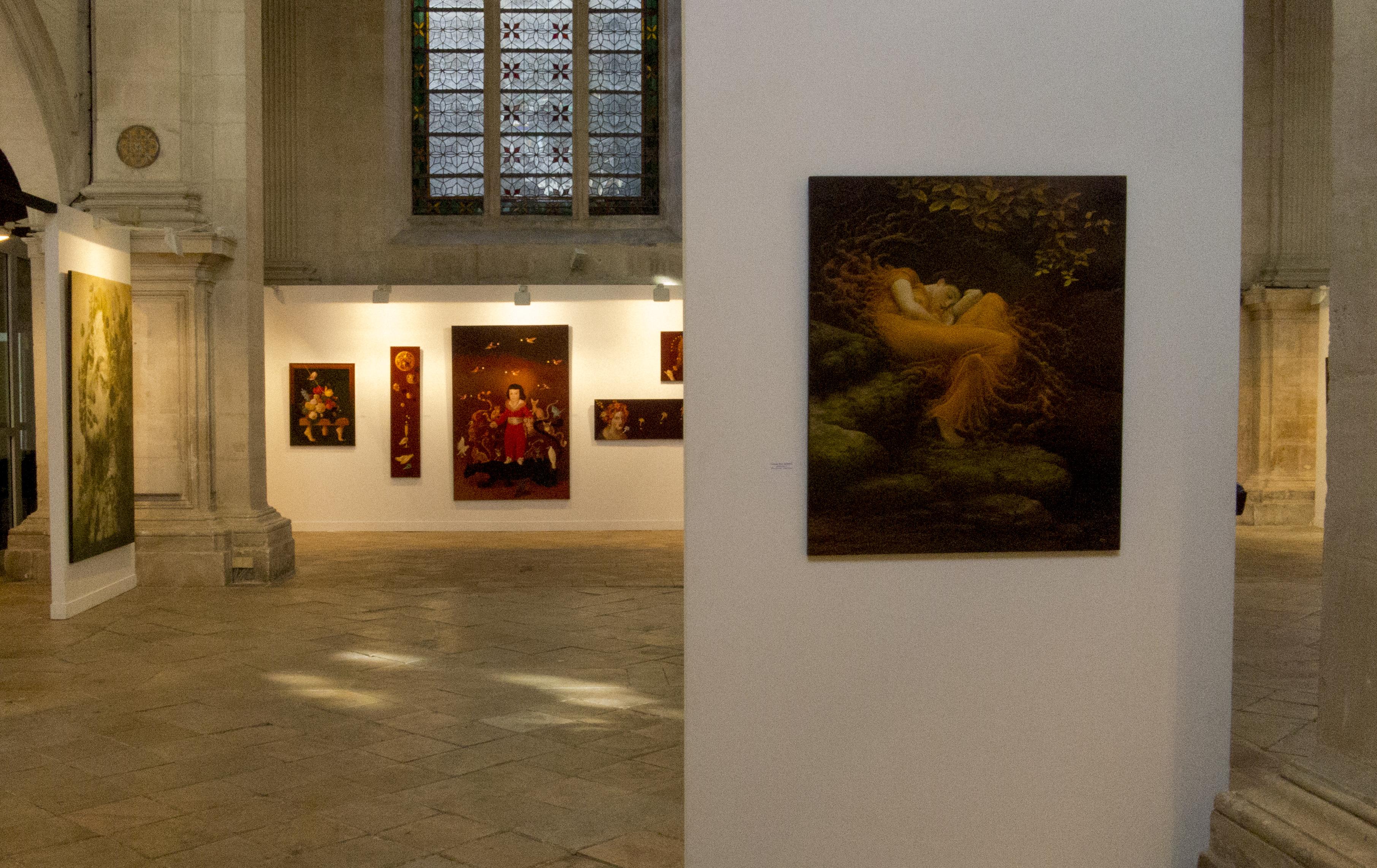 Chaumont (F) - Chapelle des Jésuites