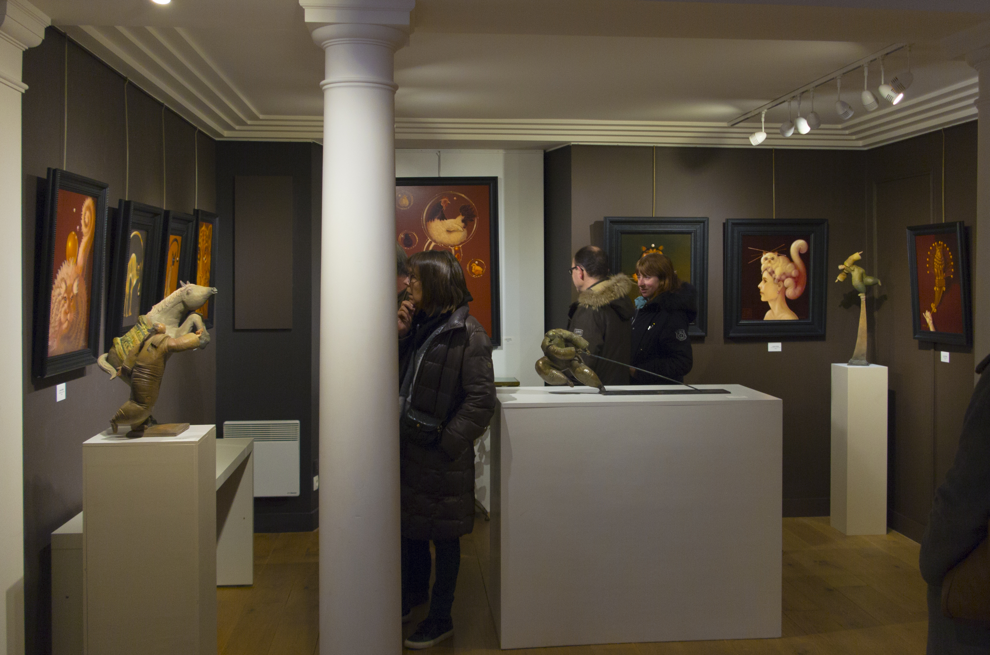 Versailles (F) - Galerie ANAGAMA