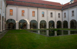 Prague - Cloître de Strahov