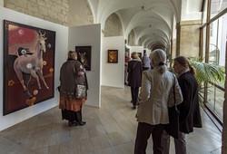 Prague - Strahov cloister